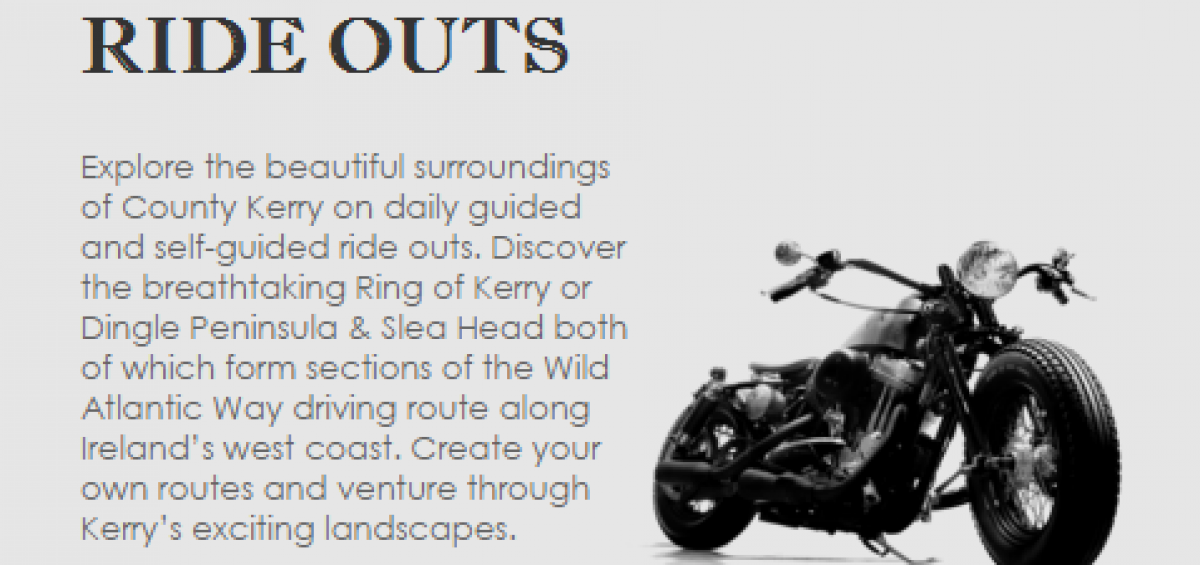 Ireland Bikefest Ride Outs Background Image