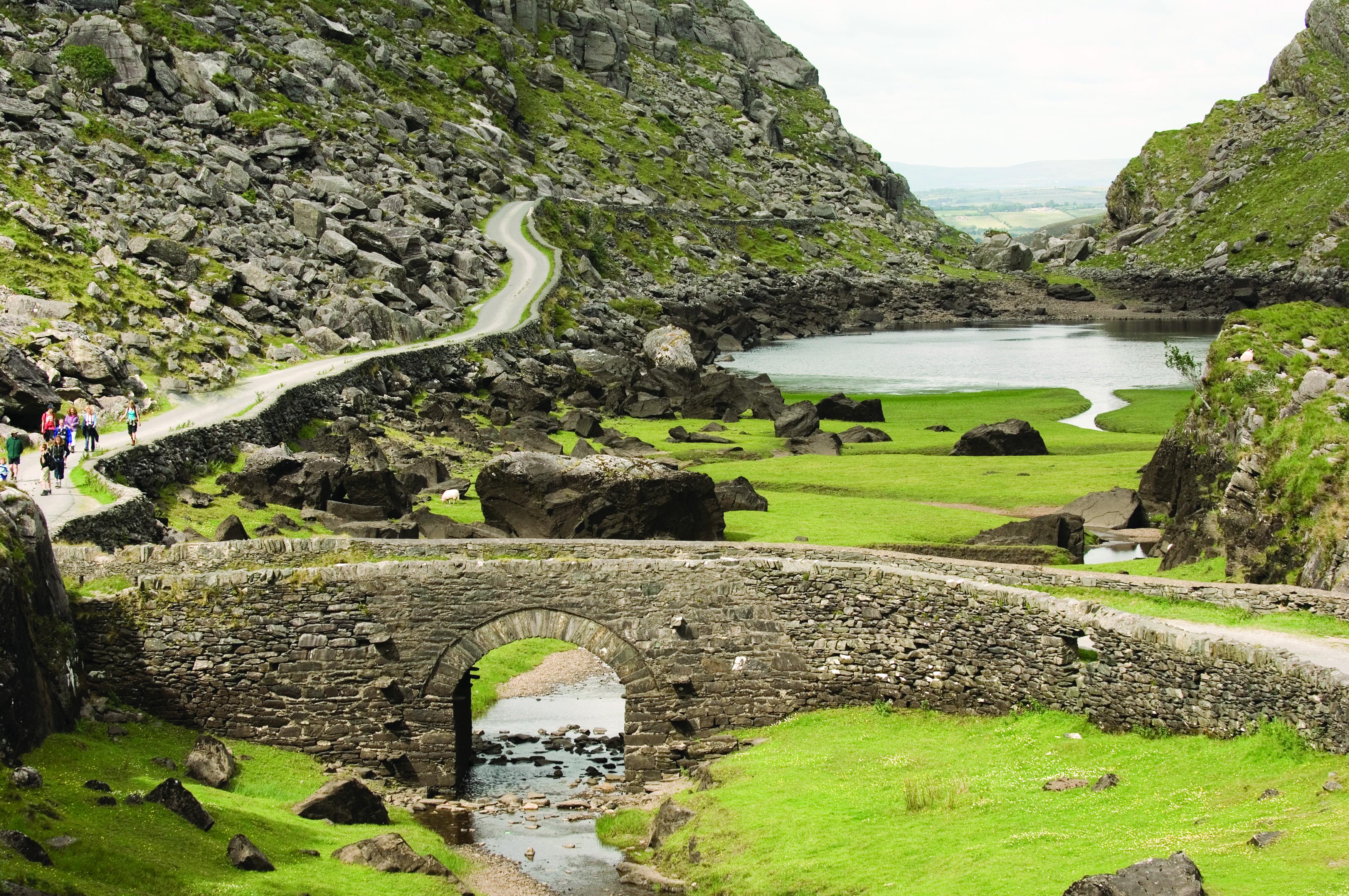 Visiting Ireland Bikefest Killarney