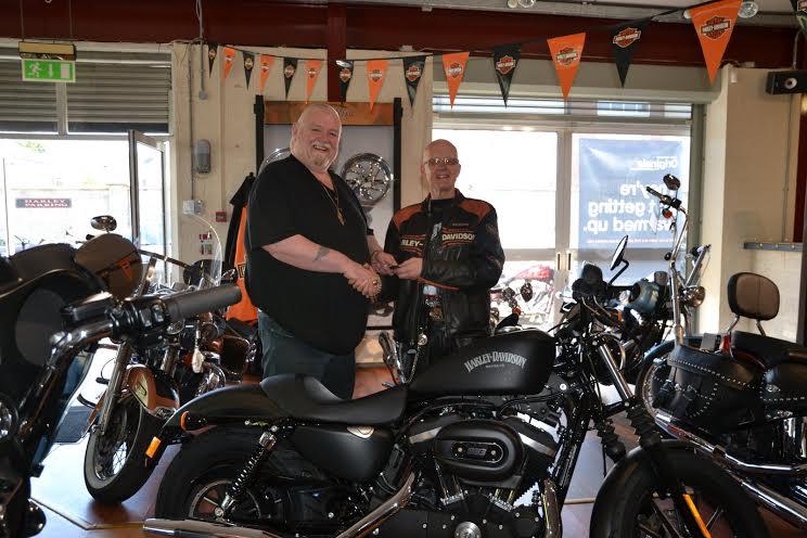 Harley Winner 2014