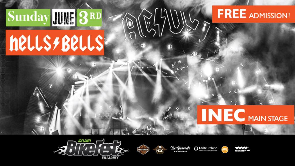 Ireland bikefest free entertainment 2018