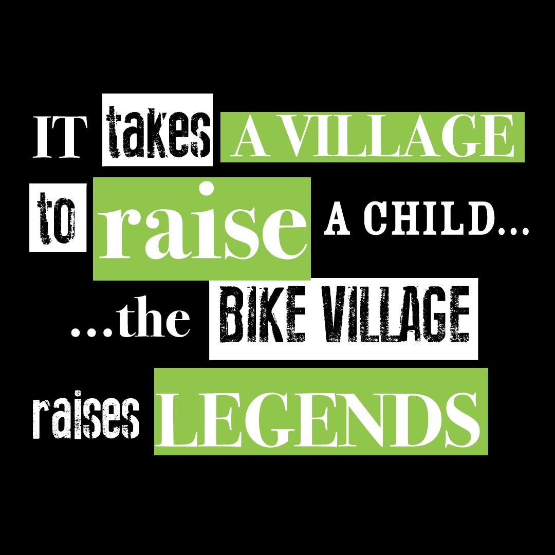 Ireland BikeFest Killarney Bike Village Legend