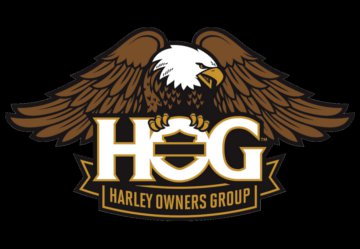 Harley Davidson Hog Group Partners Logo