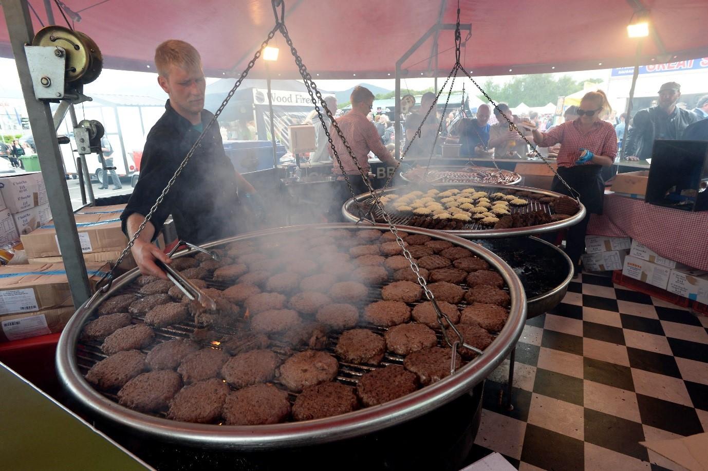 Festival Food Trader