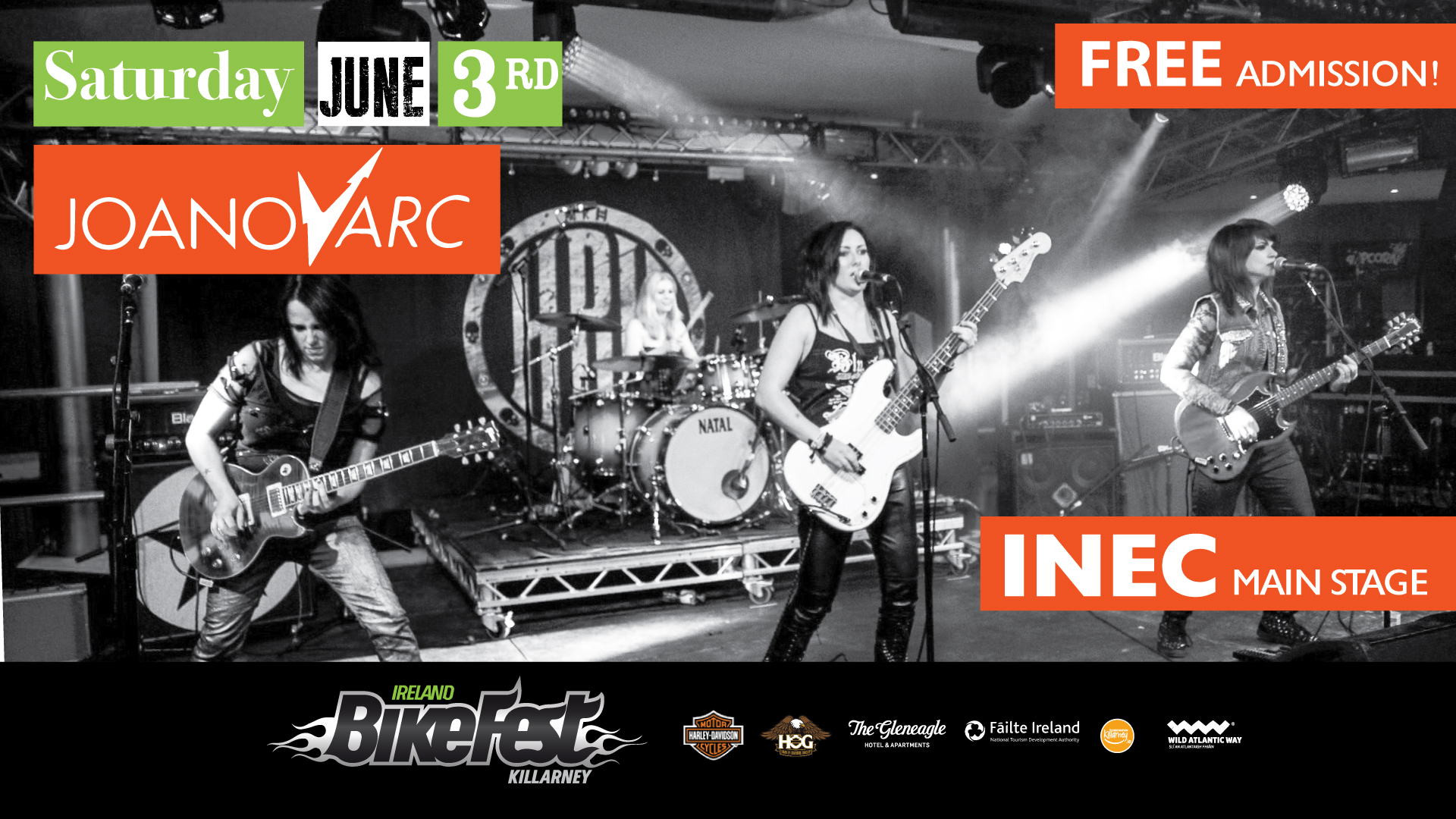 Ireland-BikeFest-Entertainment-Screen-JoanovArc-Saturday-3rd-June-1920-1080