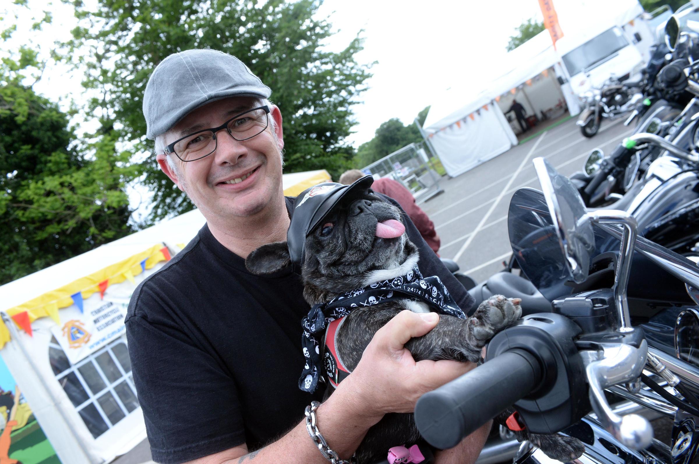 Ireland Bikefest Novelty Dog Show 2017