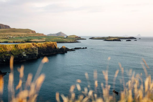 medium-Bray Head Valentia Island Co